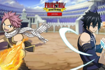 Fairy Tail : Hero's Journey