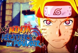 Ninja : Héritiers du Pouvoir